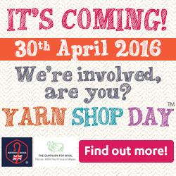 Yarn Shop Day 2016